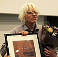 Frode eika sandnes receives Oslo University College's research award for 2010.jpg