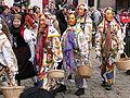 Frohsinn Donaueschingen Hansel und Gretle Narrentreffen Meßkirch 2006 1.jpg