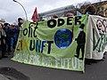 Front banner of the FridaysForFuture demonstration Berlin 15-03-2019 04.jpg