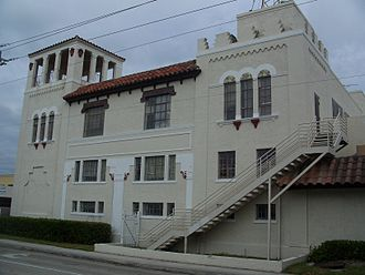Coca-Cola Bottling Plant (Fort Lauderdale, Florida) - Image: Ft Laud FL crths 02