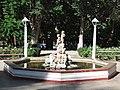 Fuente en Plaza de Pisco Elqui. - panoramio.jpg
