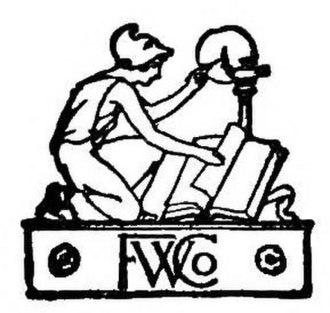 Funk & Wagnalls - Image: Funk & Wagnalls Company Logo (Hoyt, 1922)