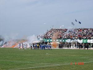 PAO Varda F.C. - Οι φίλαθλοι του Παμβουπρασιακού