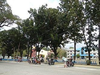 Aringay - Aringay town center along the National Highway