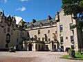 Fyvie Castle Main Entrance - geograph.org.uk - 507891.jpg