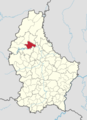 Géisdref commune map.png
