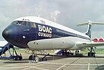 G-ASGC Vickers Super VC10 Srs1151 (cn 853) BOAC. (5662144246) (cropped).jpg