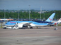 G-TUIA - B788 - TUI Airways