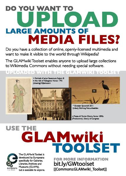 Файл:GLAMwiki Toolset Flyer - front side.pdf