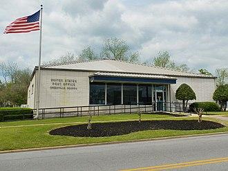 Greenville, Georgia - Image: GREENVILLE, GA POST OFFICE