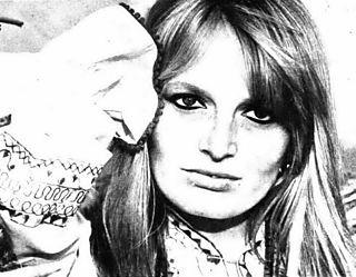 Gabriella Ferri Italian singer