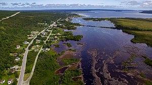 Gambo, Newfoundland and Labrador - Image: Gambo, Newfoundland, Canada