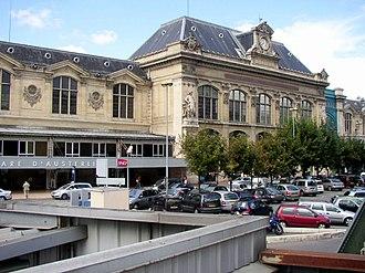 Gare d'Austerlitz (Paris Métro) - Gare d'Austerlitz