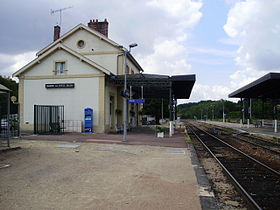 Image illustrative de l'article Gare de La Ferté-Milon