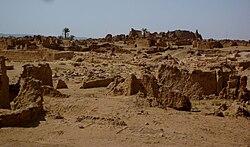 Garma (Garama) - Ruinen der antiken Stadt Garama.jpg
