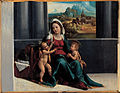 Garofalo's workshop - Madonna with the Child and St. John - Google Art Project.jpg