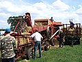 Garvie threshing machine - geograph.org.uk - 454338.jpg