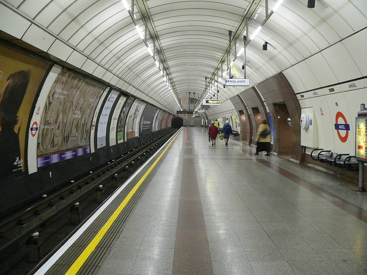 Metro De Londres Wikipedia La Enciclopedia Libre
