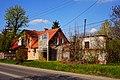 Gdańsk - Orunia. Ulica Małomiejska. Kamienica XII - panoramio.jpg