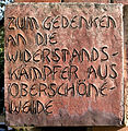 Gedenktafel Griechische Allee 42 (Oschw) Widerstandskämpfer.jpg