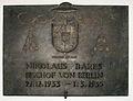 Gedenktafel Hinter der Katholischen Kirche 3 (Mitte) Nikolaus Bares.jpg