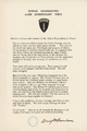 General Eisenhower Letter to Soldiers, Sailors and Airmen of the Allied Expeditionary Force in World War II v1.png