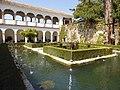 Generalife, Gärten in der Alhambra.jpg
