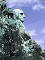 George, head of Mount Rushmore.jpg