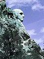 George, head of Mount Rushmore.jpg