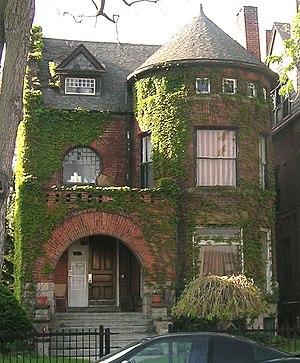 George W. Loomer House - Image: George W Loomer House