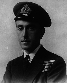 George Mountbatten, 2nd Marquess of Milford Haven Royal Navy officer