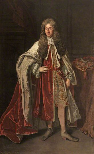 George Jeffreys, 1st Baron Jeffreys - George Jeffreys was named Lord Chancellor and created Baron Jeffreys of Wem in 1685.