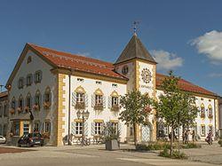 Geretsried, stadhuis foto1 2012-08-17 10.45.jpg