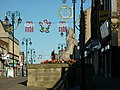 Getting ready for Christmas in October - geograph.org.uk - 2120502.jpg