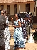 Ghanian Funeral Rite - One Week Celebration of the Dead 08 (cropped).jpg