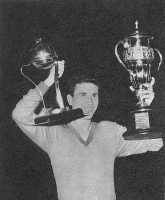 History of FC Steaua București - Club legend and former coach Gheorghe Constantin