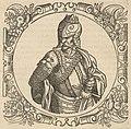 Giedzimin. Гедзімін (A. Guagnini, 1578).jpg