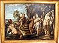 Giovan battista paggi (attr.), atteone mutato in cervo, 1580-1600 ca..JPG