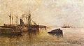 Giovanni Battista Castagneto - Embarcações Ancoradas no Porto do Rio de Janeiro.jpg