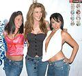 Girl, Kayla Paige, Bianca Dagger at Evil Angel Party 4.jpg