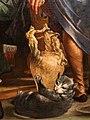 Giuseppe maria crespi, nozze di cana, 1686 ca. 05 vaso e gatto.jpg