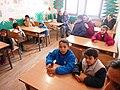 Gjilan , nxënësit e shkollës rome.jpg