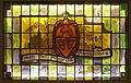 Glas in loodramen geschonken aan het Korps Pontonniers, Geniemuseum Vught, foto 1.JPG