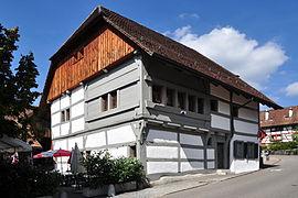 Glattfelden - Klingelehaus (Gottfried-Keller-Zentrum), Gottfried-Keller-Strasse 8 2011-09-15 13-50-24 ShiftN.jpg