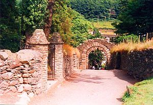 Glendalough - The Gateway