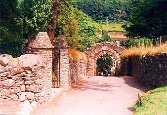 Glendalough - The Gateway