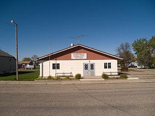 Glenfield, North Dakota City in North Dakota, United States