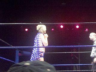 Christie Ricci American professional wrestler