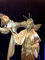 Gold Living Statue (8252498958).jpg