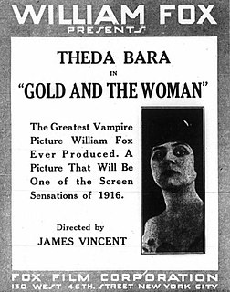 <i>Gold and the Woman</i> 1916 film